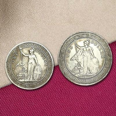 New 1911 one yuan Tibetan warrior old silver dollar coins Home Decoration gift