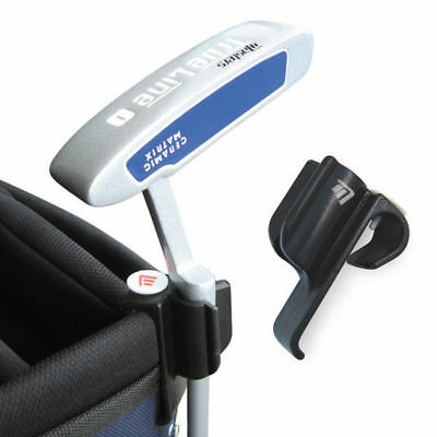 Masters Golf Putter Holder Attaches to Your Golf Bag - Better Than Bag Tubes