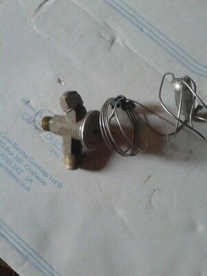 DANFOSS TEX2 THERMAL EXPANSION VALVE -40/+10 deg.C R22
