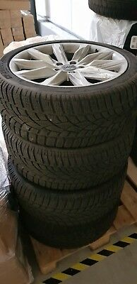 ORIGINAL AUDI A6 A7 4G Winterräder DUNLOP WINTER SPORT 3D 6 mm 235/45 R19 99V