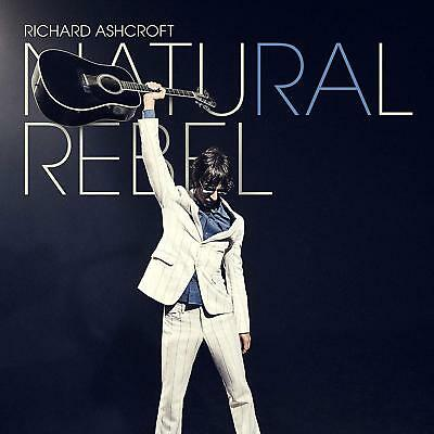 Richard Ashcroft-Natural Rebel-New CD 2018 - Previously from the band The Verve