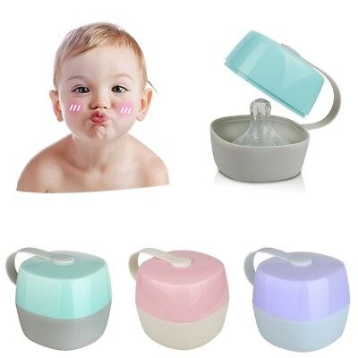Newborn Kid Pacifier Nipple Cradle Case Holder Travel Box Storage Baby Supply