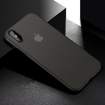 Luxury Ultra Thin Slim PP Matte Case Cover Skin for Apple iPhone XS XR XS Max