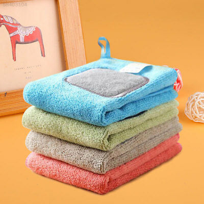 AEF0 Fiber Washing Cleaniing-Cloth Hanging High Absorbent Dish Towel Rags Kitche