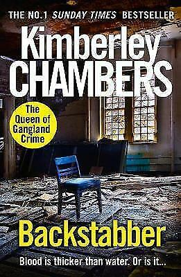 Backstabber by Kimberley Chambers BRAND NEW BOOK (Paperback, 2017)