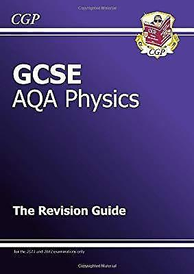 GCSE Physics AQA Revision Guide, CGP Books, Used; Good Book