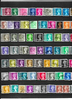 Great Britain Stamps  1971 - date