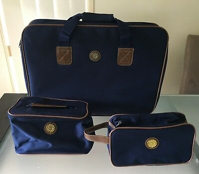Vintage / Retro 3 Piece Luggage Set. Never Used