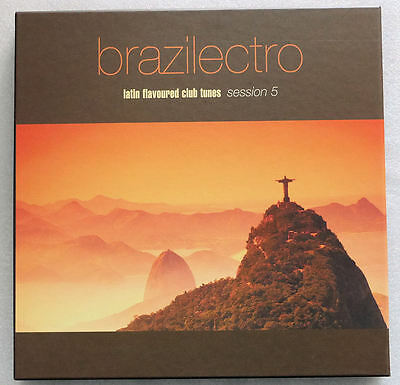 3LP box brazilectro - latin flavoured club tunes session 5 nMINT