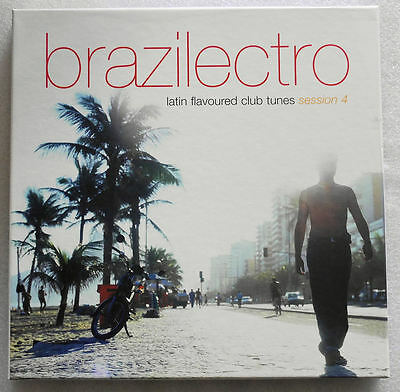 3LP box brazilectro - latin flavoured club tunes session 4 nMINT