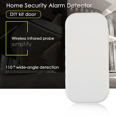 9F7A 433MHZ Door Magnetic Sensor Home Security System Wireless Office Safety