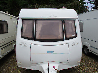 coachman amara caravan 2002 2 berth lovely caravan
