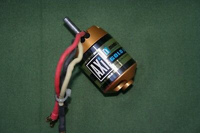 AXi Bruhsless Motor Gold line 2826/12