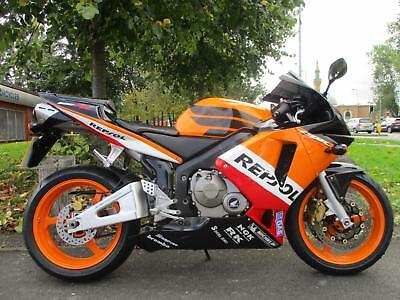 Honda Cbr 600 Rr 2004 Repsol Colours Stunning Immaculate Low Miles P/x Welcome