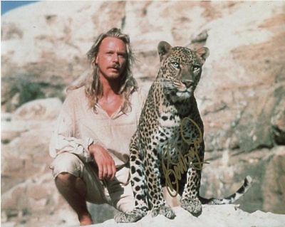 Ben Daniels Signed Photo - Augustin Robert in Passion In The Desert-E721