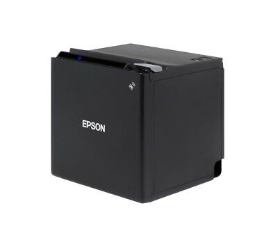 EPSON TM-M30 ETH/USB PSU BLK Receipt Printer