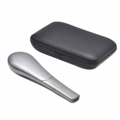 Tobacco Smoking Spoon, best deal than Journey 3, magnetic pipe Silver Matt