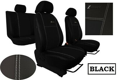 MERCEDES VITO VAN 447 2014 ONWARDS ECO LEATHER 2+1 TAILORED SEAT COVERS