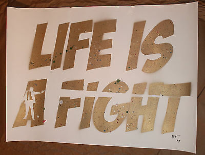 NOA - Life Is A Fight - Damaged