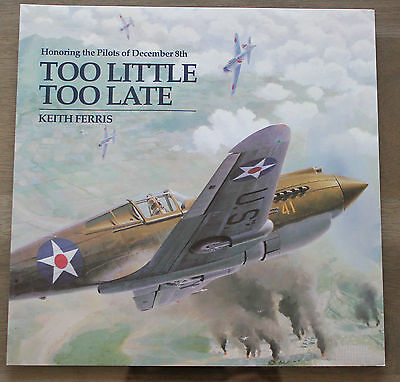 Keith Ferris - Too Little, Too Late - Aviation FLYER