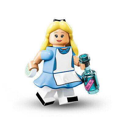 LEGO 71012 Alice in Wonderland Collectible Minifigure Disney Series NEW & SEALED