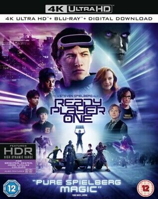 NEW Ready Player One 4K Ultra HD
