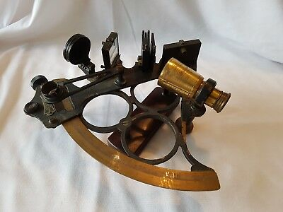 Heath and Co., New Eltham, London Sextant