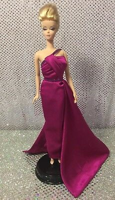 Marilyn Monroe How To Marry A Millionaire Gown Barbie Dress Fits Fashion Royalty