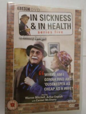 In Sickness And In Health - Season Series 5 (DVD, 2-Disc Set) NEW & SEALED, C8