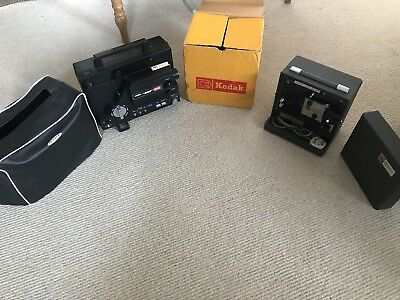 2 x Super 8 projectors - Fujicascope - parts only