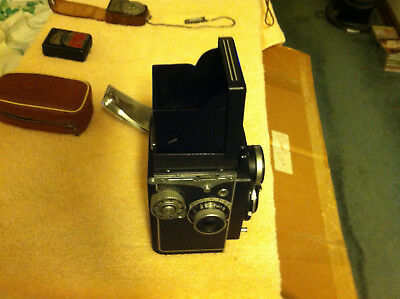 yashica-c camera and accessories