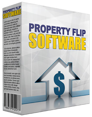 Property Flipping Software With Master Resell Rights Make Money Online Business