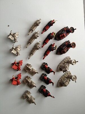 Man O War - Chaos Dwarf fleet