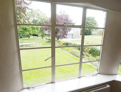 Original 1950's Crittall Windows in Various Sizes and Styles Collection Only