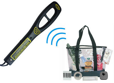 8.2MHz RF EAS HAND HELD DETECTOR PORTABLE SECURITY ALARM