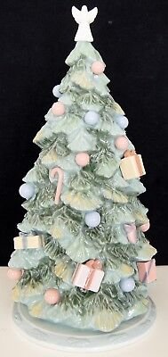 """LLADRO DAISA 1999 """"Christmas Is Here""""#6670 The Night Before Christmas Collection"""