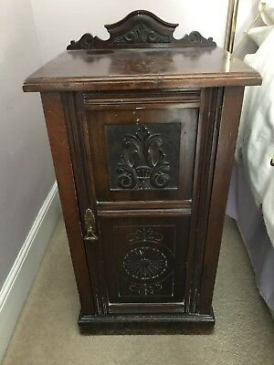 Antique Bedside Cabinet