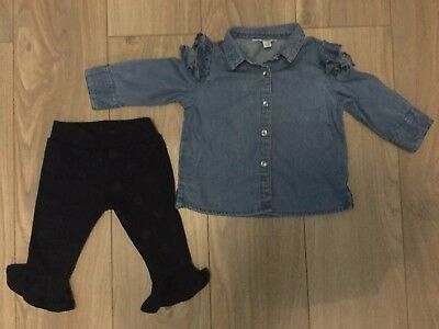 baby girl river island 3-6 months