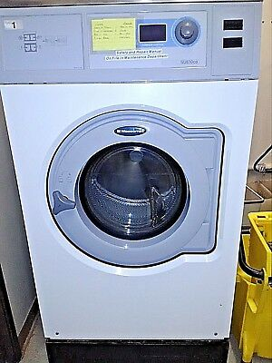 Commercial Washer, WASCOMAT SU 630, SUPER G-FORCE WASHER