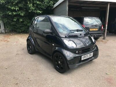 Smart ForTwo Passion, Glass roof, 12 months mot