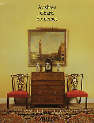 Avishays Chard Somerset House Sale Auction Catalogue
