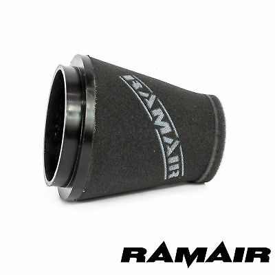 Ramair 125mm 5inch Neck Induction Foam Cone Air Filter Universal