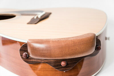 Legendary PLAYWOOD Armrest Guitar Support for classical and acoustic guitar