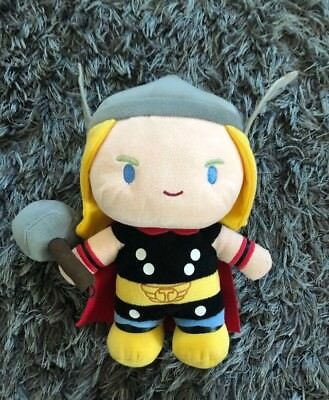 Universal Thor plush babies new without tags.