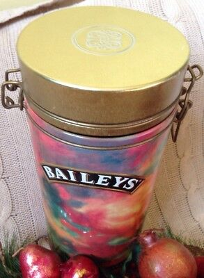 Baileys Canister 1994 Edition Produce Of Ireland