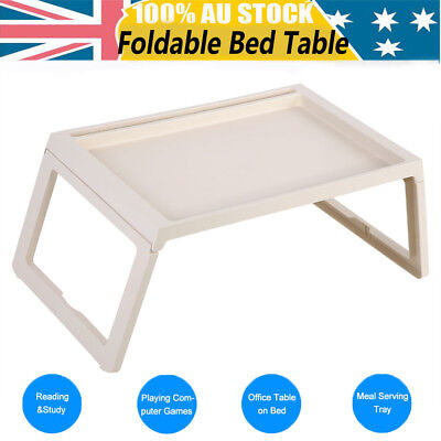 Portable Foldable Adjustable Laptop Stand Desk Lap Bed Table Tray Sofa Computer