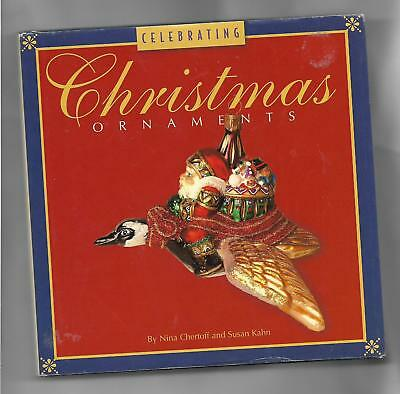 Christmas Ornaments HB w/unclipped dj-Chertoff, Kahn-2006-160 pages