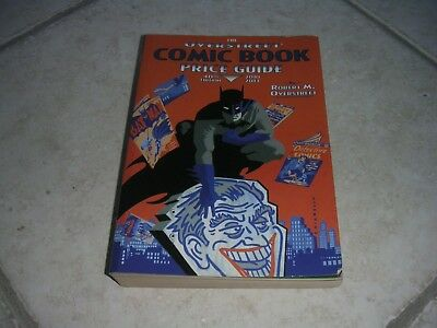 Overstreet Comic Book Price Guide 40th edition