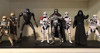 Star Wars kotobukiya artfx 1/10 First Order And Rogue One Collection!