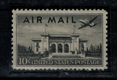 United States 1947 10c Air Mail SG A948 Sc C34 Mint MH